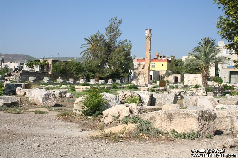 The Roman Temple Photo Gallery (Mersin, Silifke)