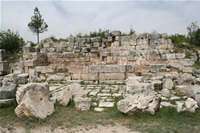 Diocaesarea (Uzuncaburc) Photo Gallery 2 (Nymphaeum (Fountain)) (Mersin, Silifke)