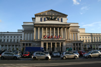 Grand Theatre - National Opera (Teatr Wielki�Opera Narodowa) Photo Gallery (Warsaw, Poland)