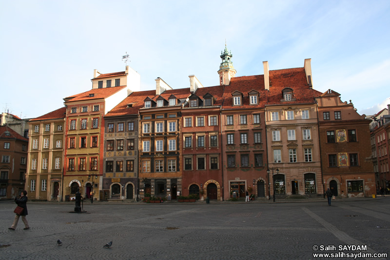 Old Town Photo Gallery 5 (Old Town Market Place) (Warsaw, Poland)
