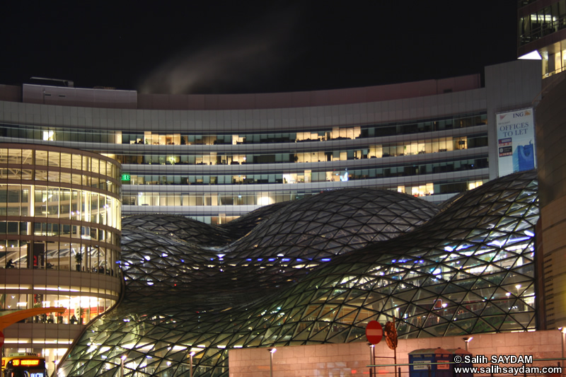 Golden Terraces (Zlote Tarasy) Photo Gallery (Warsaw, Poland)