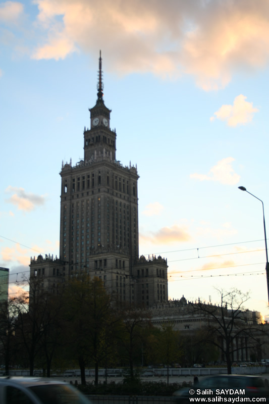Palace of Culture and Science (Palac Kultury i Nauki, PKiN) Photo Gallery 4 (Warsaw, Poland)