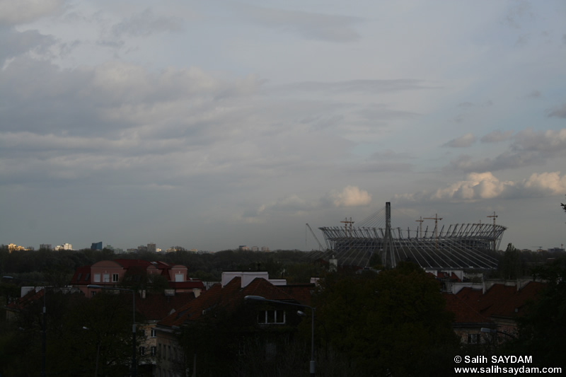 The National Stadium (Stadion Narodowy) Photo Gallery (Warsaw, Poland)
