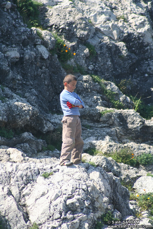 Bartin Portrait Photo 3 (Child in Amasra)
