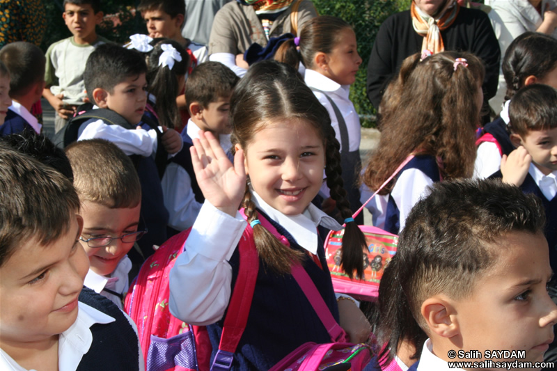 Sevenay Saydam Photo Gallery 5 (First School Day)