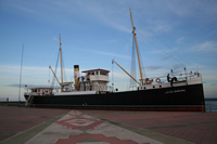 Bandirma Ship-Museum Photo Gallery 1 (Bandirma Ship) (Samsun)