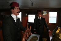 Bandirma Ship-Museum Photo Gallery 4 (Captain's Residence) (Samsun)