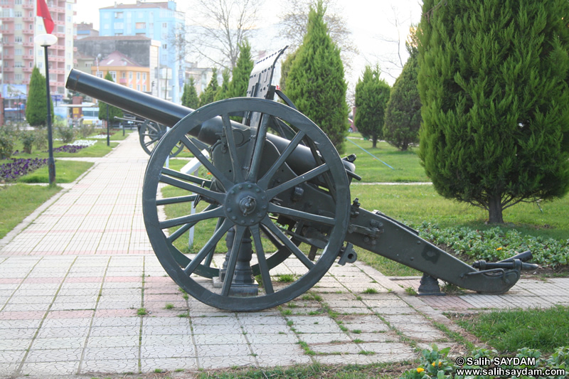Open Air Museum of National Struggle Photo Gallery 2 (Cannon's) (Samsun)