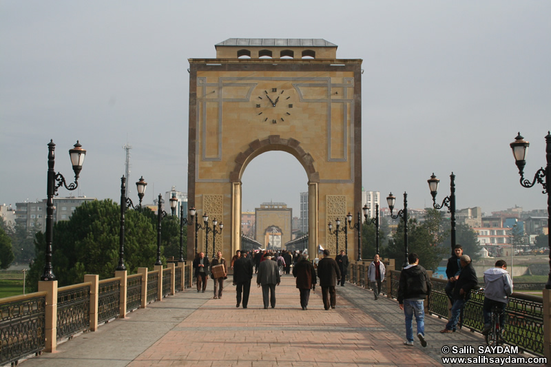 Historical Carsamba Bridge and The East Gate Photo Gallery (Samsun, Carsamba)