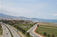 Samsun Sightings From The Telpher Photo Gallery (Samsun, Amisos Hill)