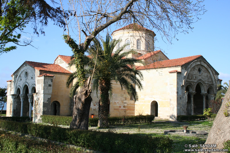 Hagia Sophia Museum Photo Gallery 1 (Hagia Sophia Church) (Trabzon)