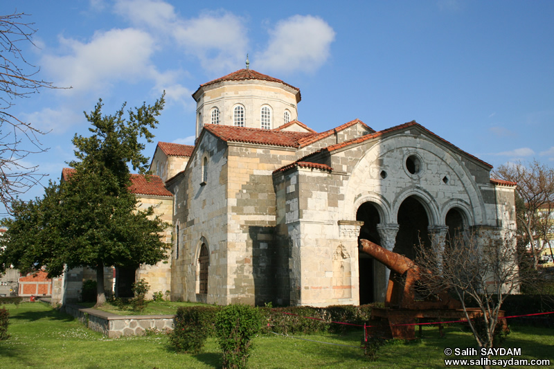 Hagia Sophia Museum Photo Gallery 2 (Hagia Sophia Church) (Trabzon)