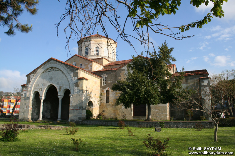 Hagia Sophia Museum Photo Gallery 3 (Hagia Sophia Church) (Trabzon)