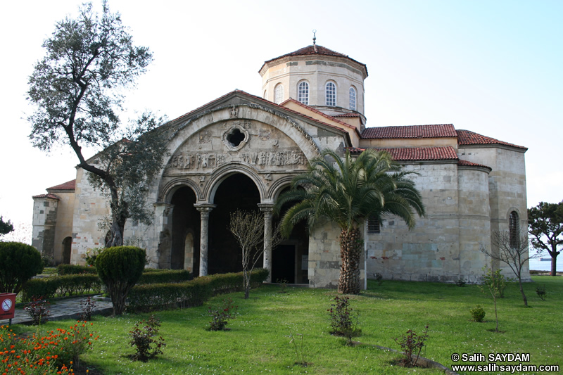 Hagia Sophia Museum Photo Gallery 4 (Hagia Sophia Church) (Trabzon)
