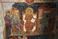 Hagia Sophia Museum Photo Gallery 5 (Hagia Sophia Church, Frescos) (Trabzon)