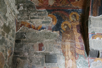 Hagia Sophia Museum Photo Gallery 6 (Hagia Sophia Church, Frescos) (Trabzon)