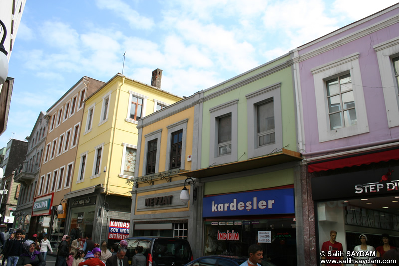 Kunduracilar Street Photo Gallery (Trabzon)