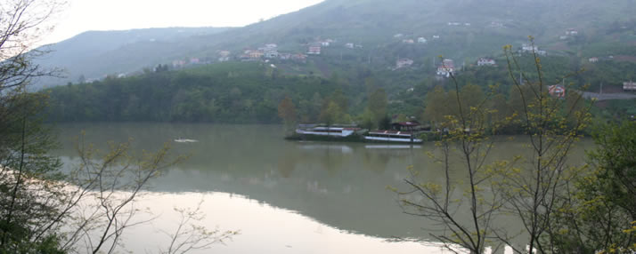 Panorama of Sera Lake 1 (Trabzon)