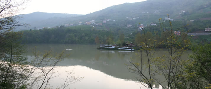 Panorama of Sera Lake 2 (Trabzon)