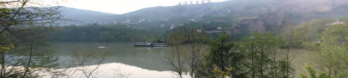 Panorama of Sera Lake 4 (Trabzon)
