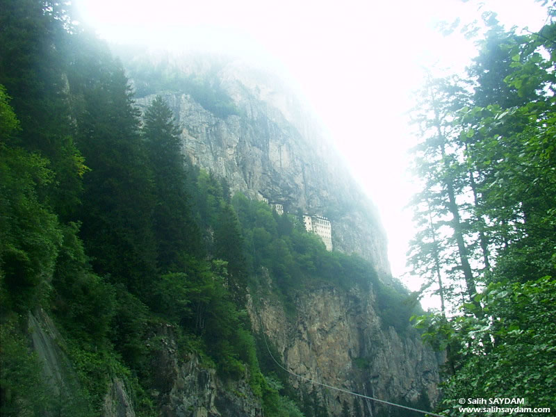 Sumela Monastery Photo Gallery 1 (Outside) (Trabzon)