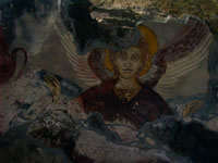 Sumela Monastery Photo Gallery 2 (Inside) (Trabzon)