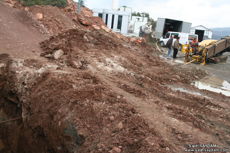Horizontal Drilling Work Photo Gallery 2 (Eregli, Zonguldak)